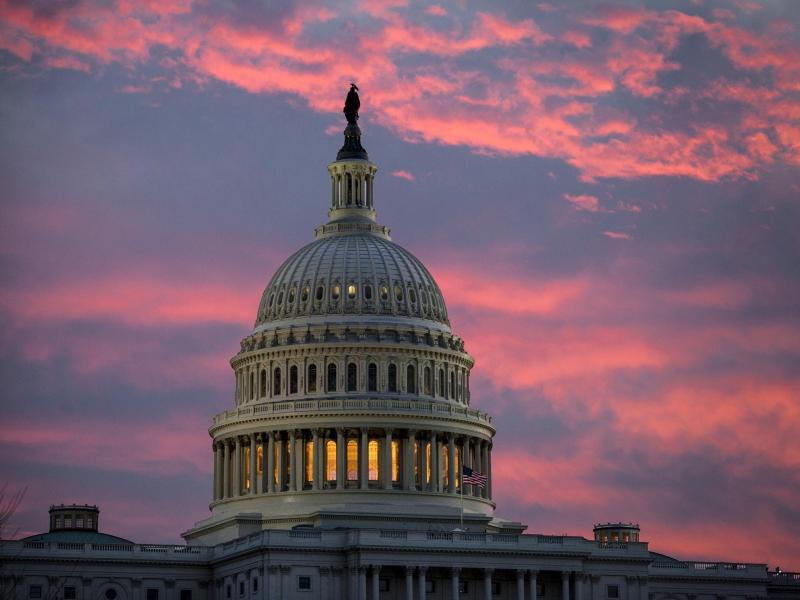 Bild zu US-Kongress