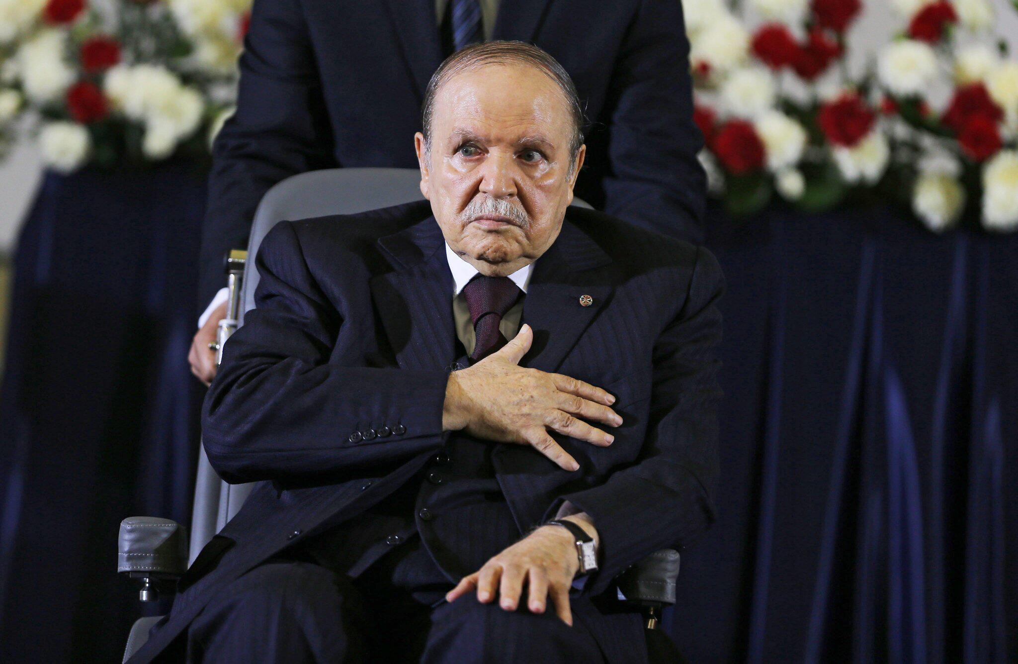 Bild zu Abdelaziz Bouteflika