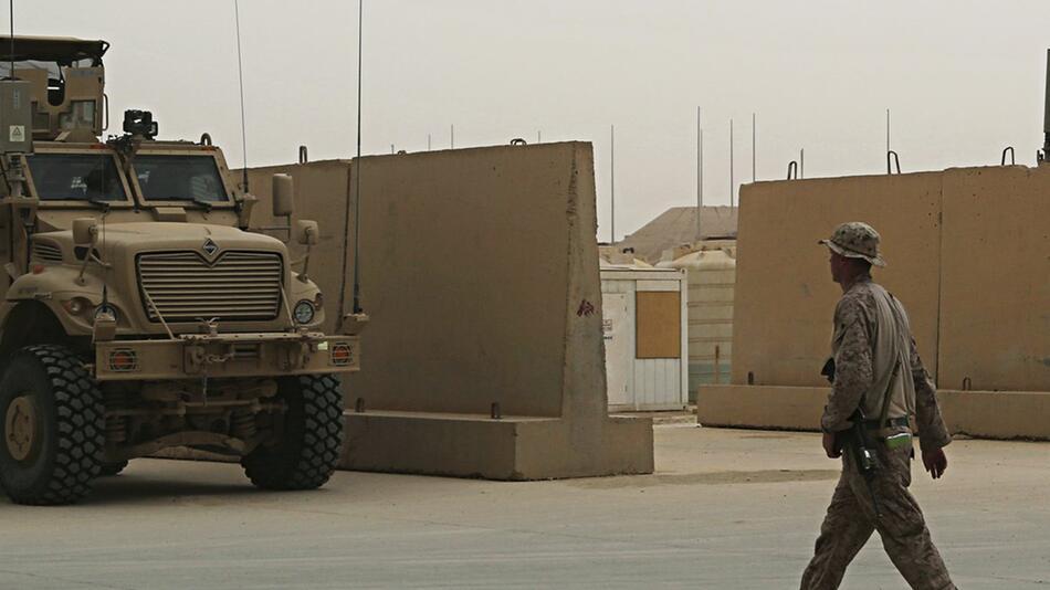 Raketenangriffe auf Stützpunkte im Irak