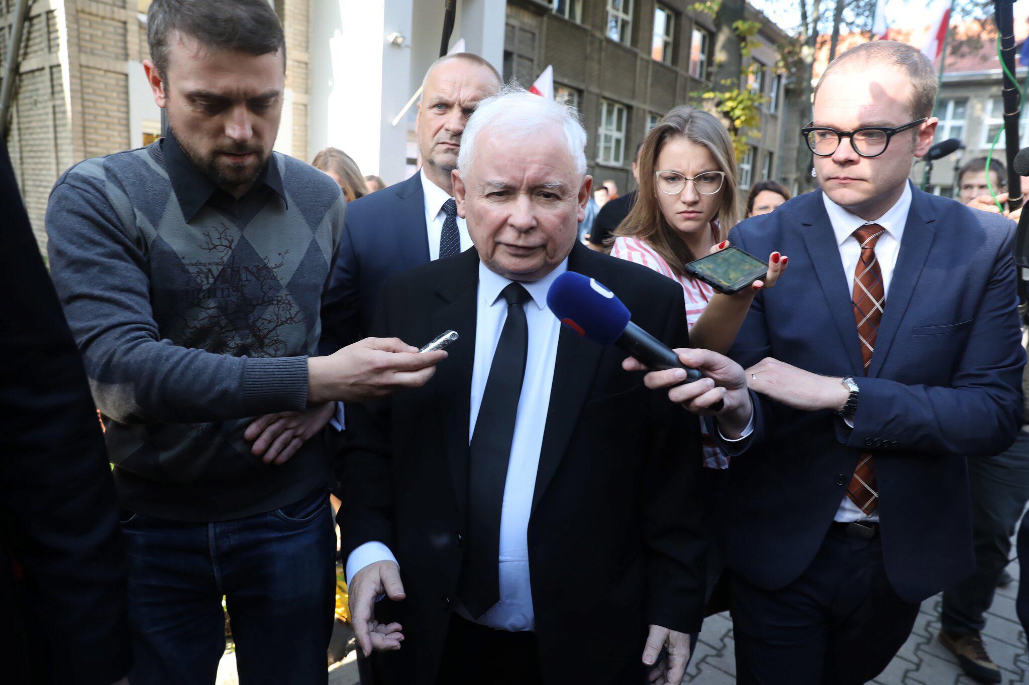 Bild zu Parlamentswahl in Polen