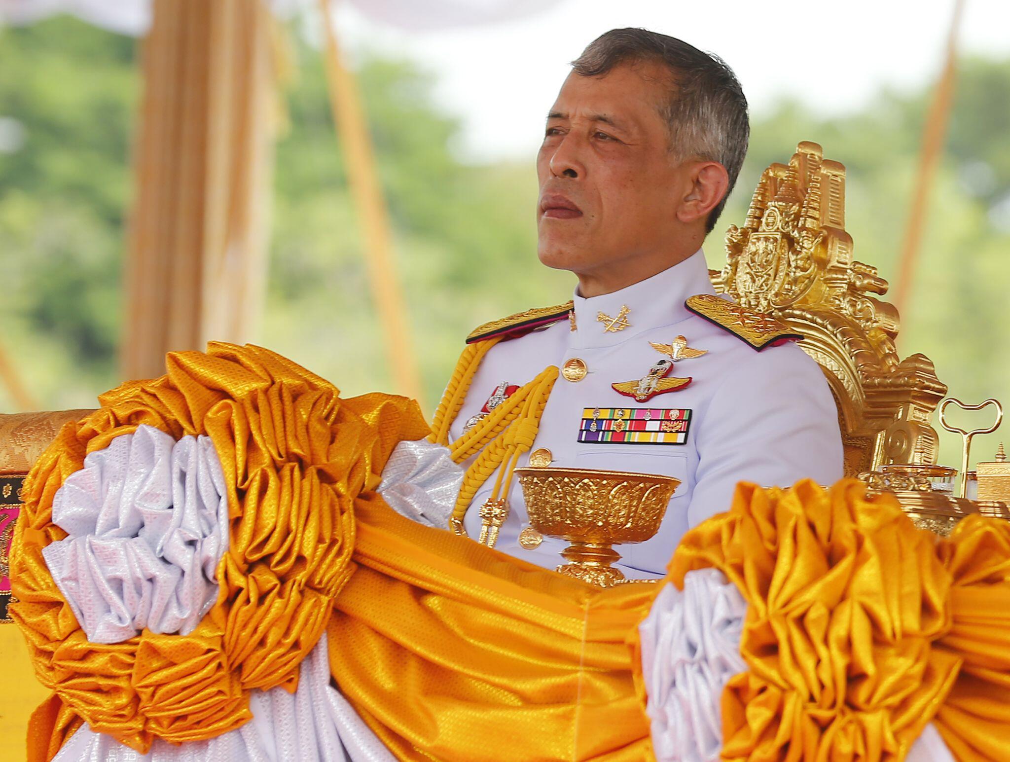 Bild zu Thailands König Maha Vajiralongkorn