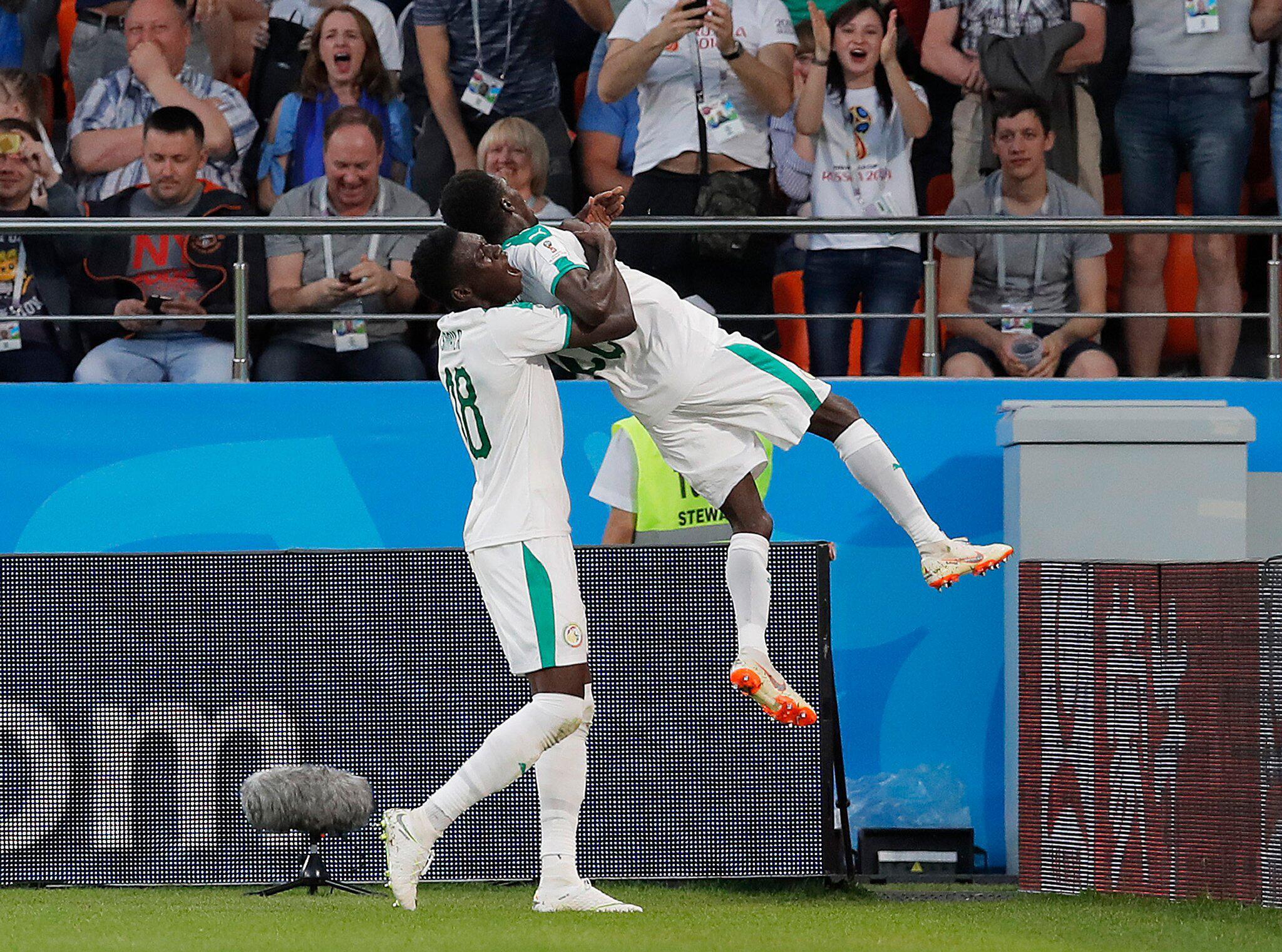 Bild zu WM 2018 - Japan - Senegal