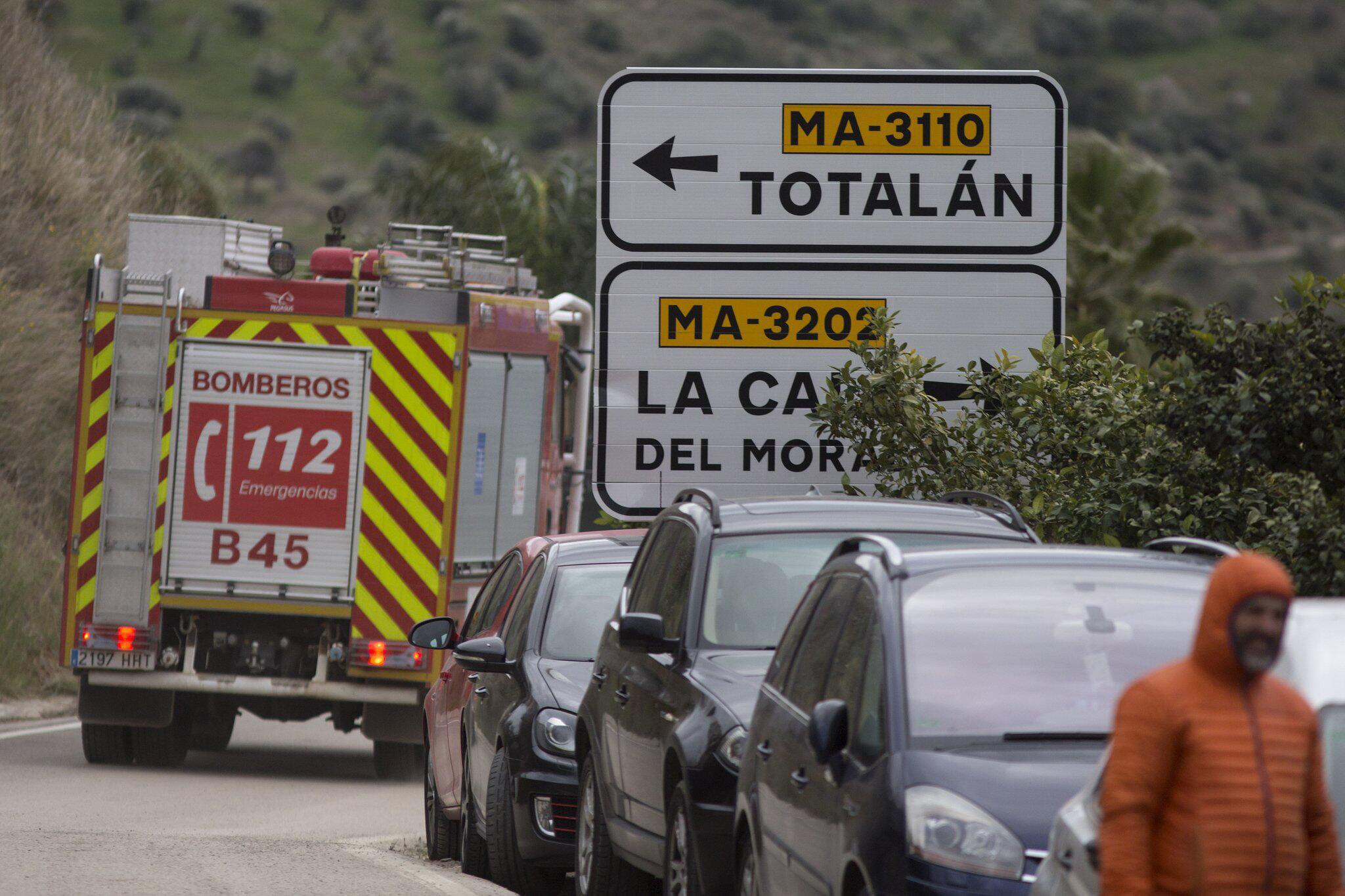 Bild zu Brunnen-Drama in Spanien