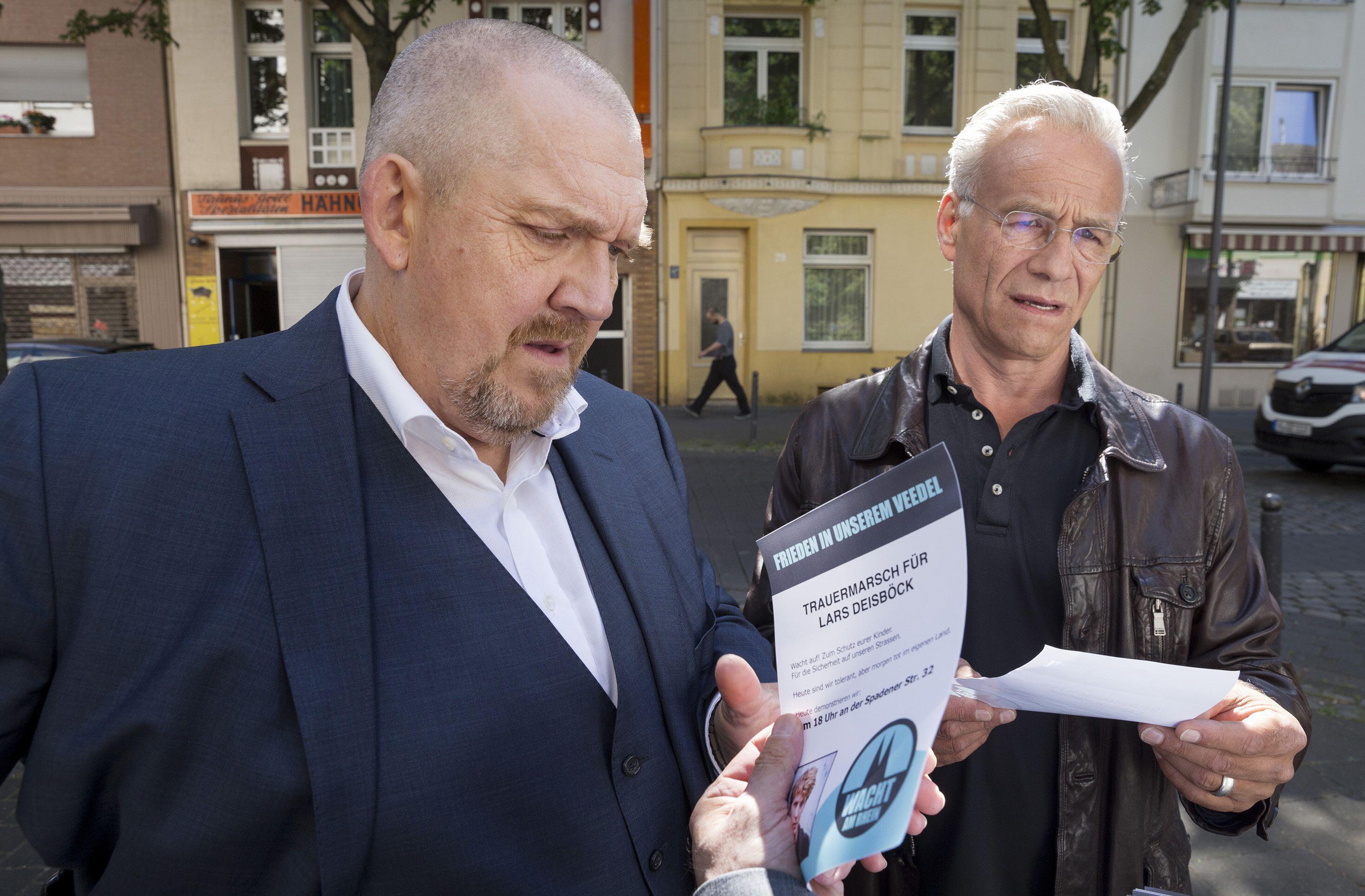 Bild zu Tatort Köln, Dietmar Bär, Klaus J. Behrendt