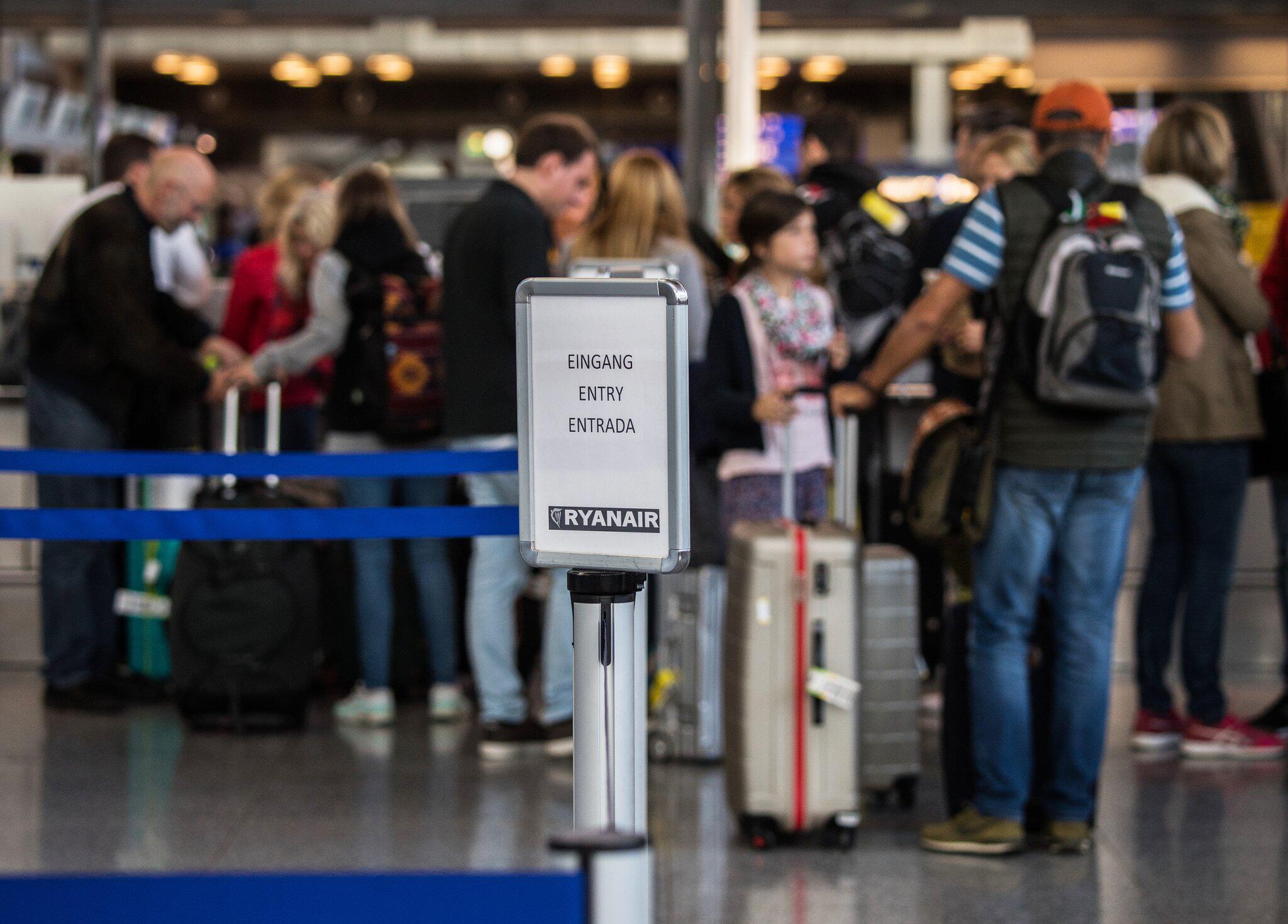 Bild zu Wieder Streik bei Ryanair
