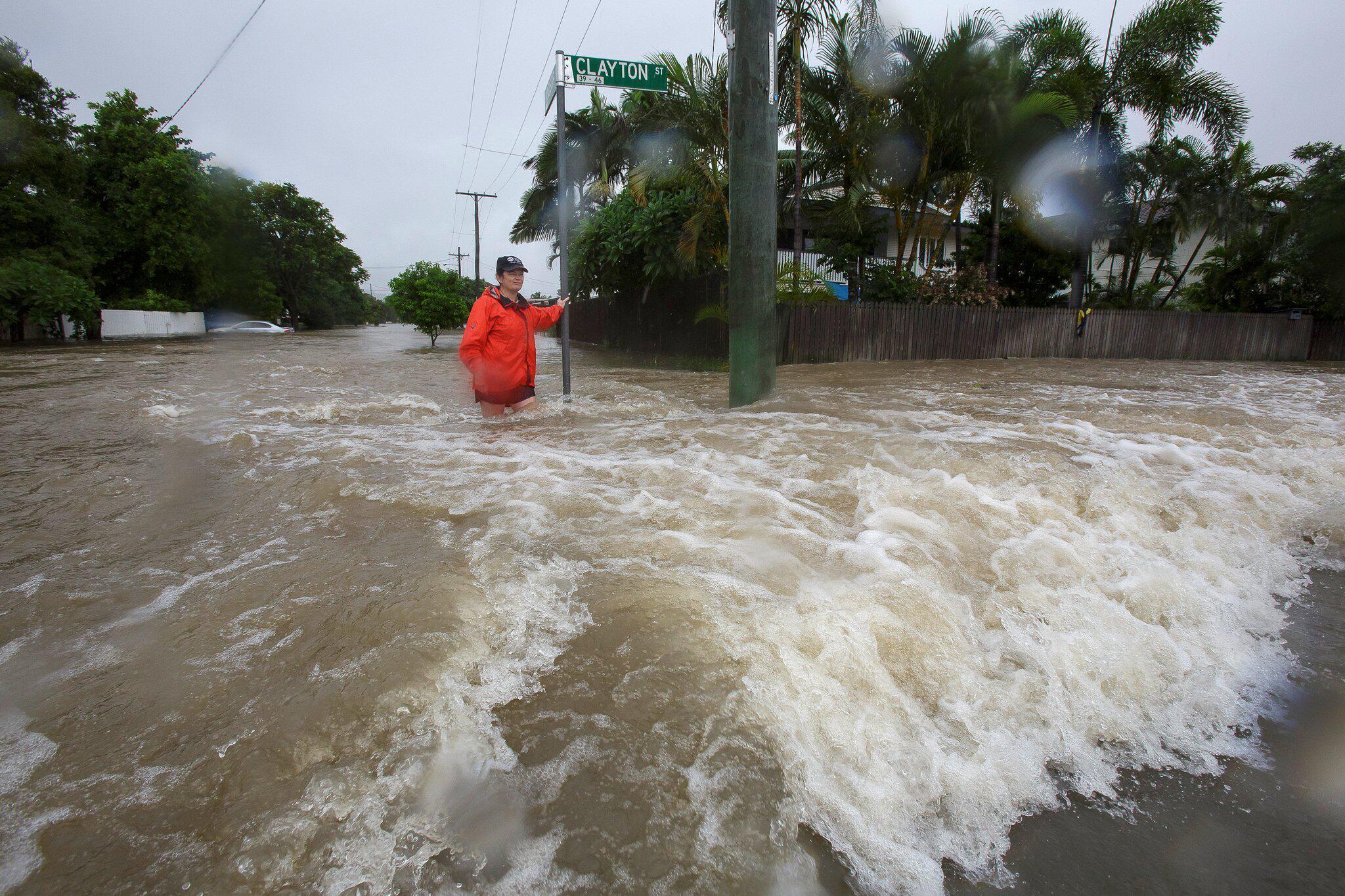 Bild zu Hochwasser in Australien