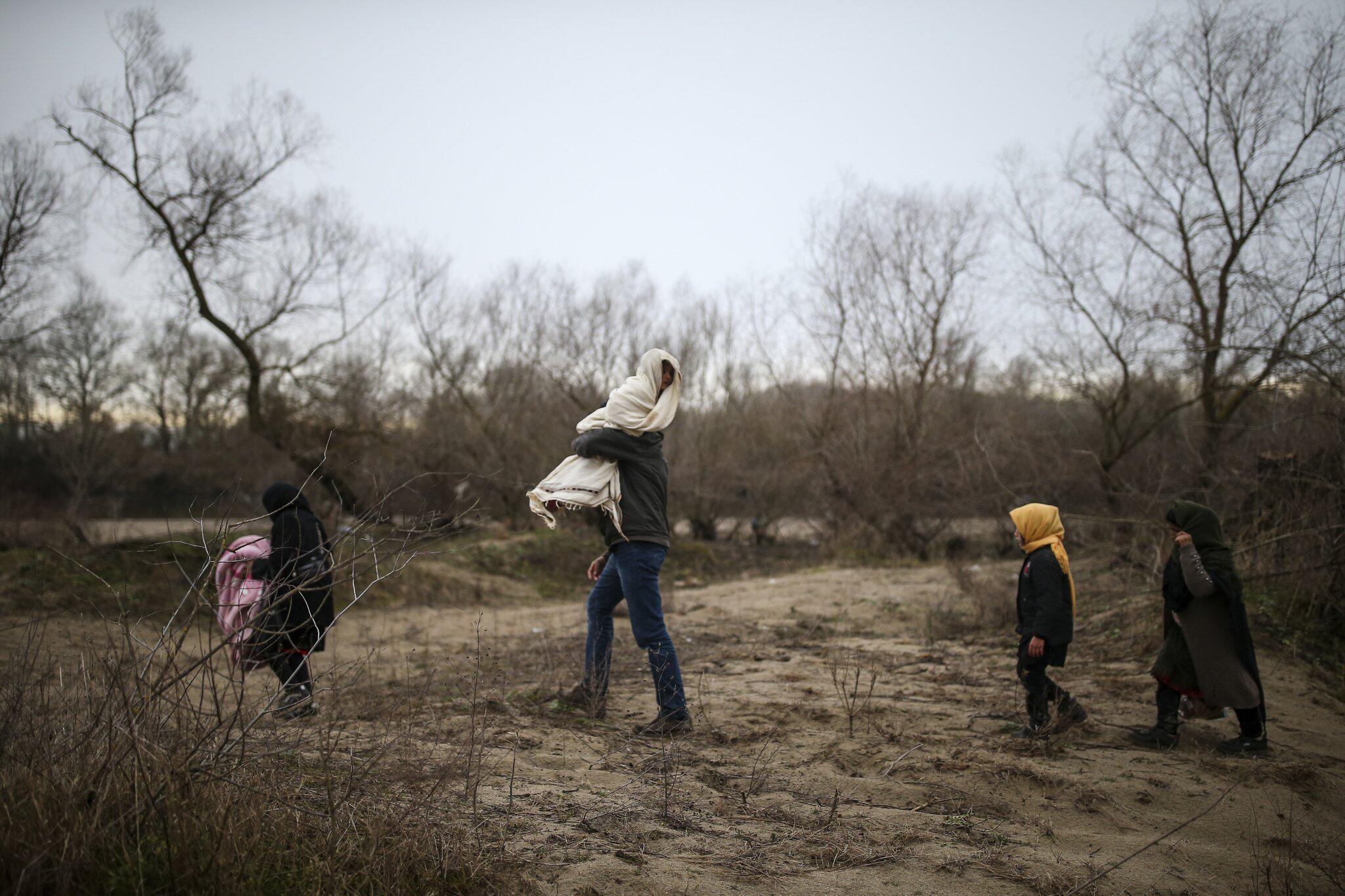 Bild zu Migranten in der Türkei