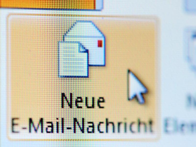 Bild zu Neue E-Mail