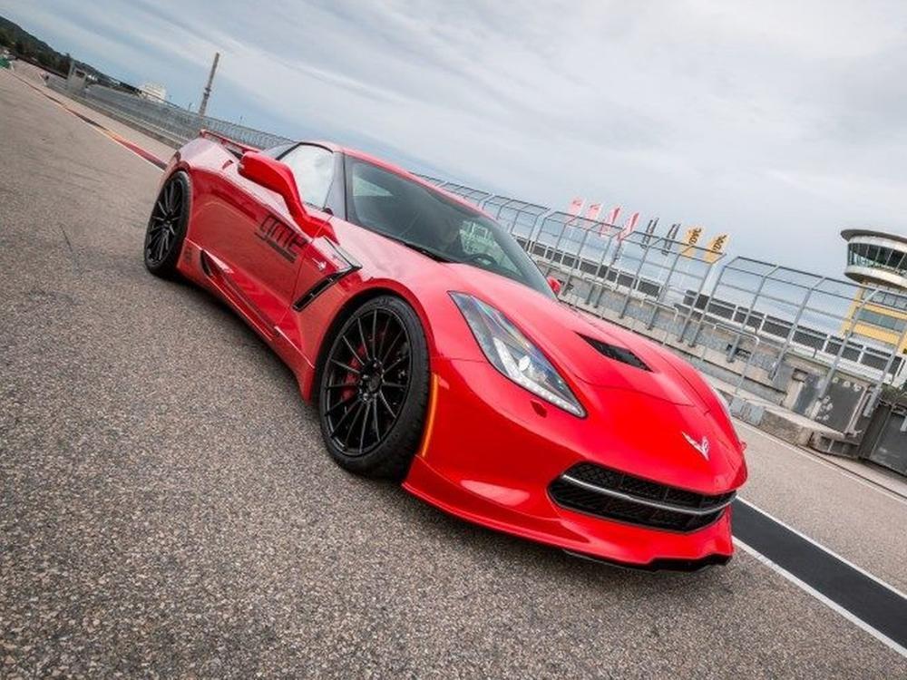 Bild zu GME Corvette C7