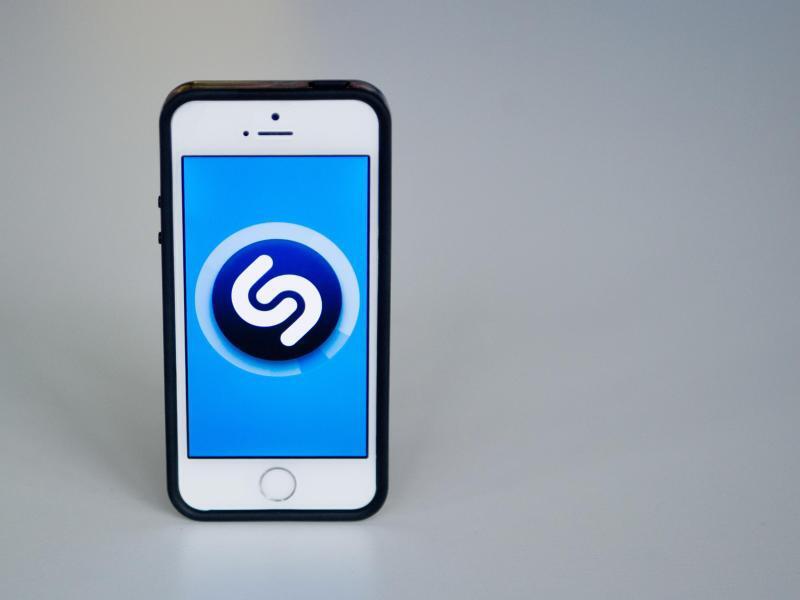 Bild zu Shazam gehört zu Apple