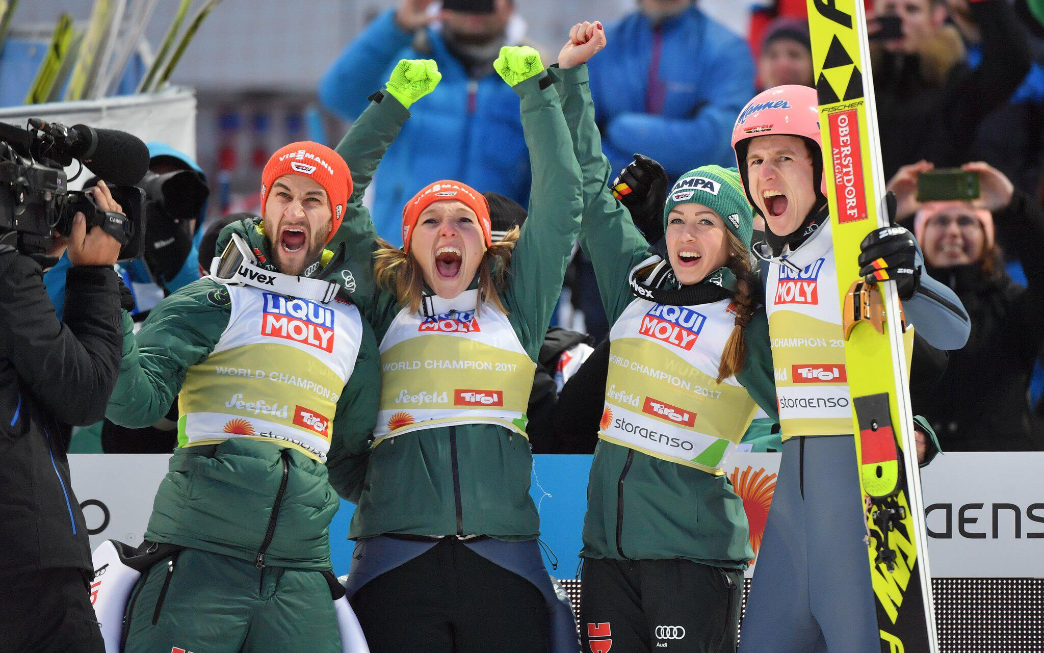 Bild zu Nordic World Ski Championships Seefeld