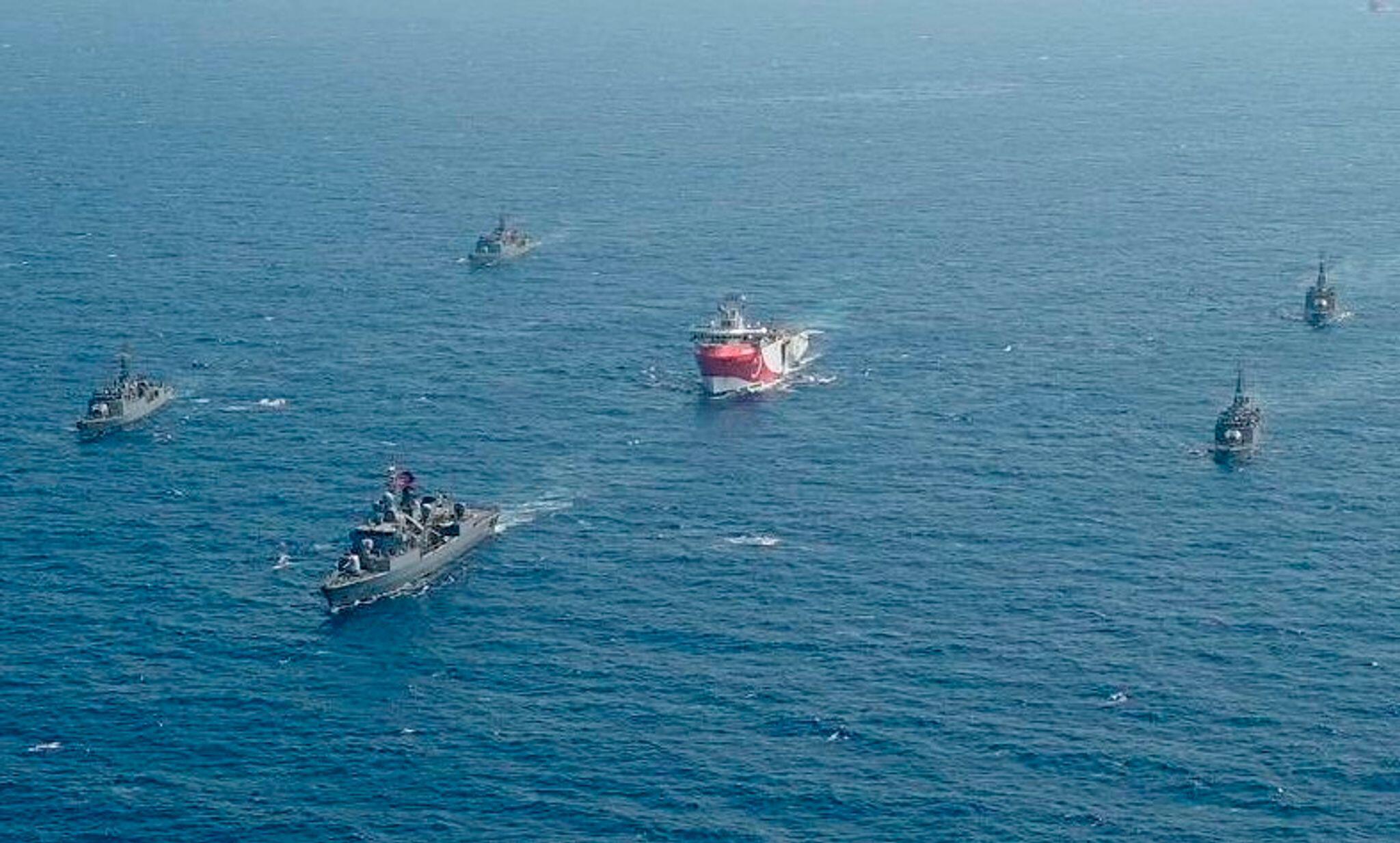 Bild zu Streit um Erdgas im östlichen Mittelmeer