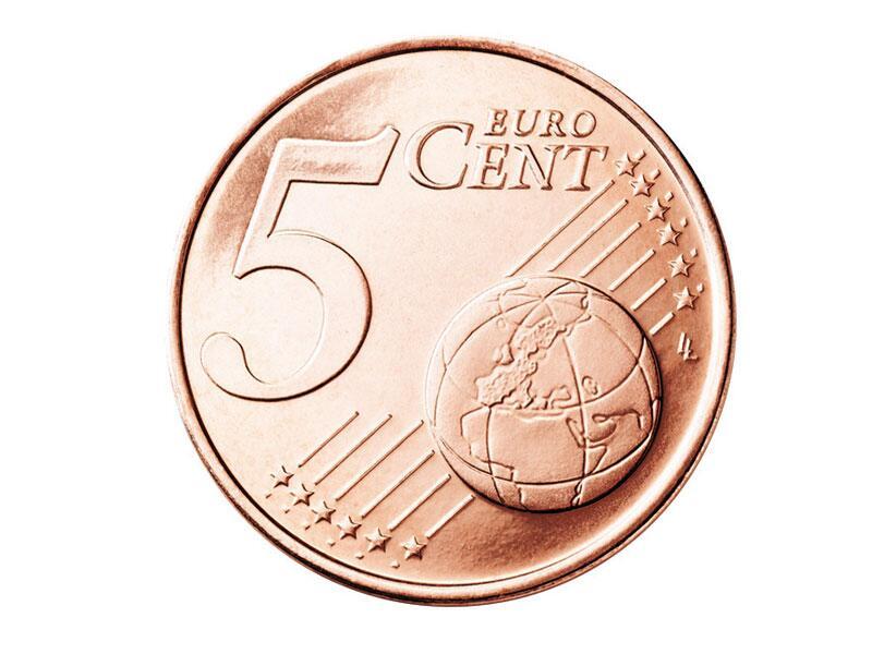 Die Motive Der 5 Cent Münzen Gmxat