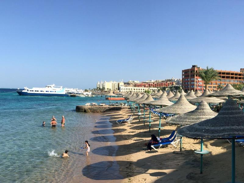 Bild zu Strand in Hurghada