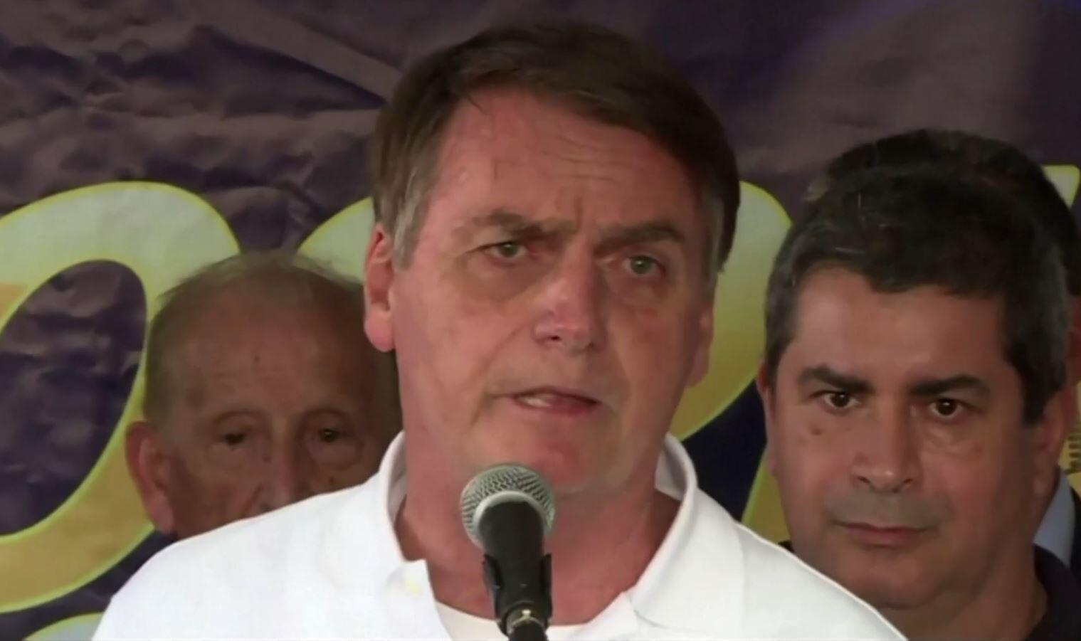 Bild zu Jair Bolsonaro, Brandrodung, Amazonas