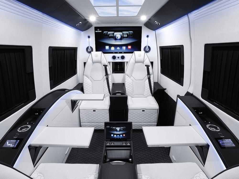 Bild zu Brabus Business Lounge Mercedes Sprinter