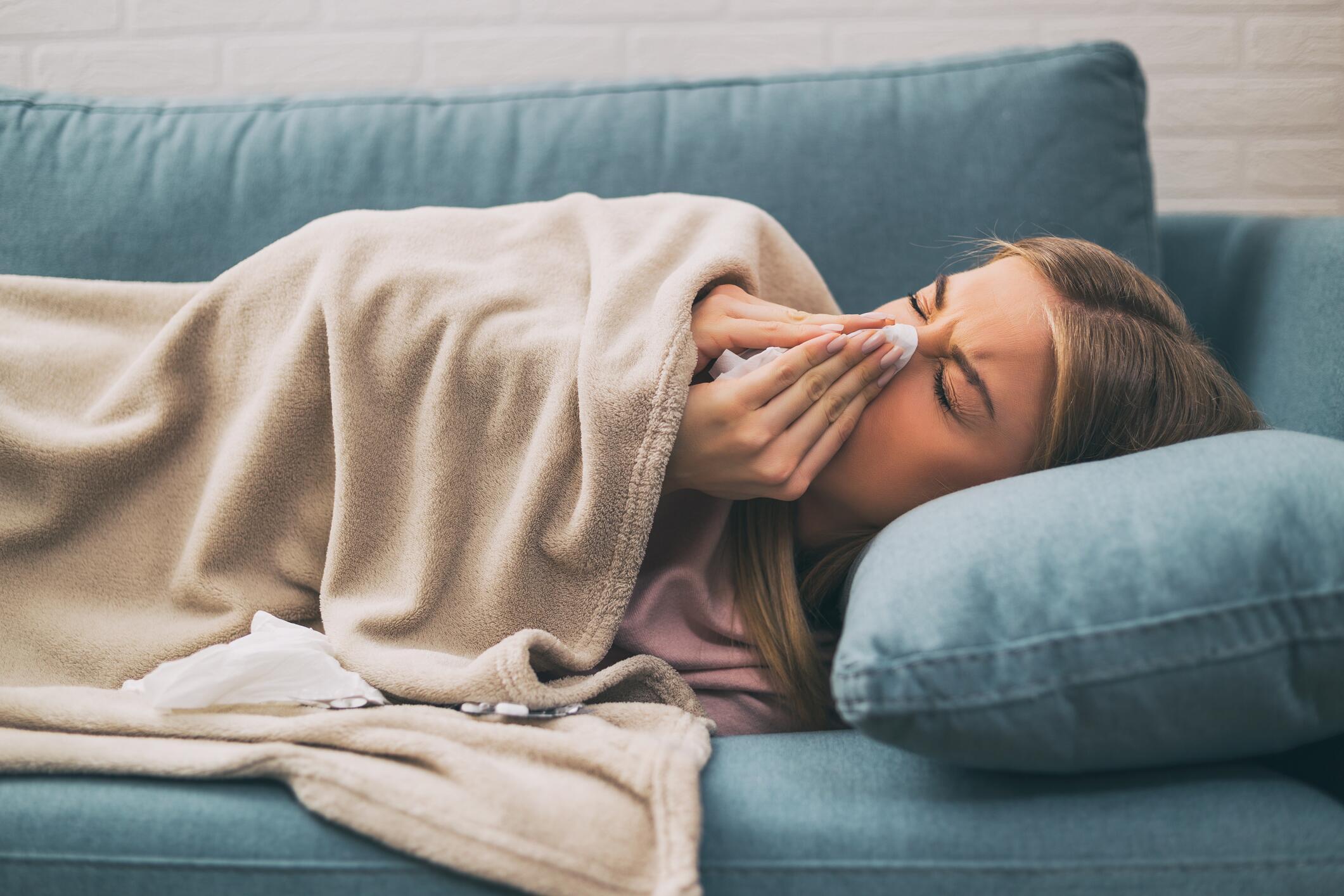 Bild zu Hausmittel gegen Erkältung