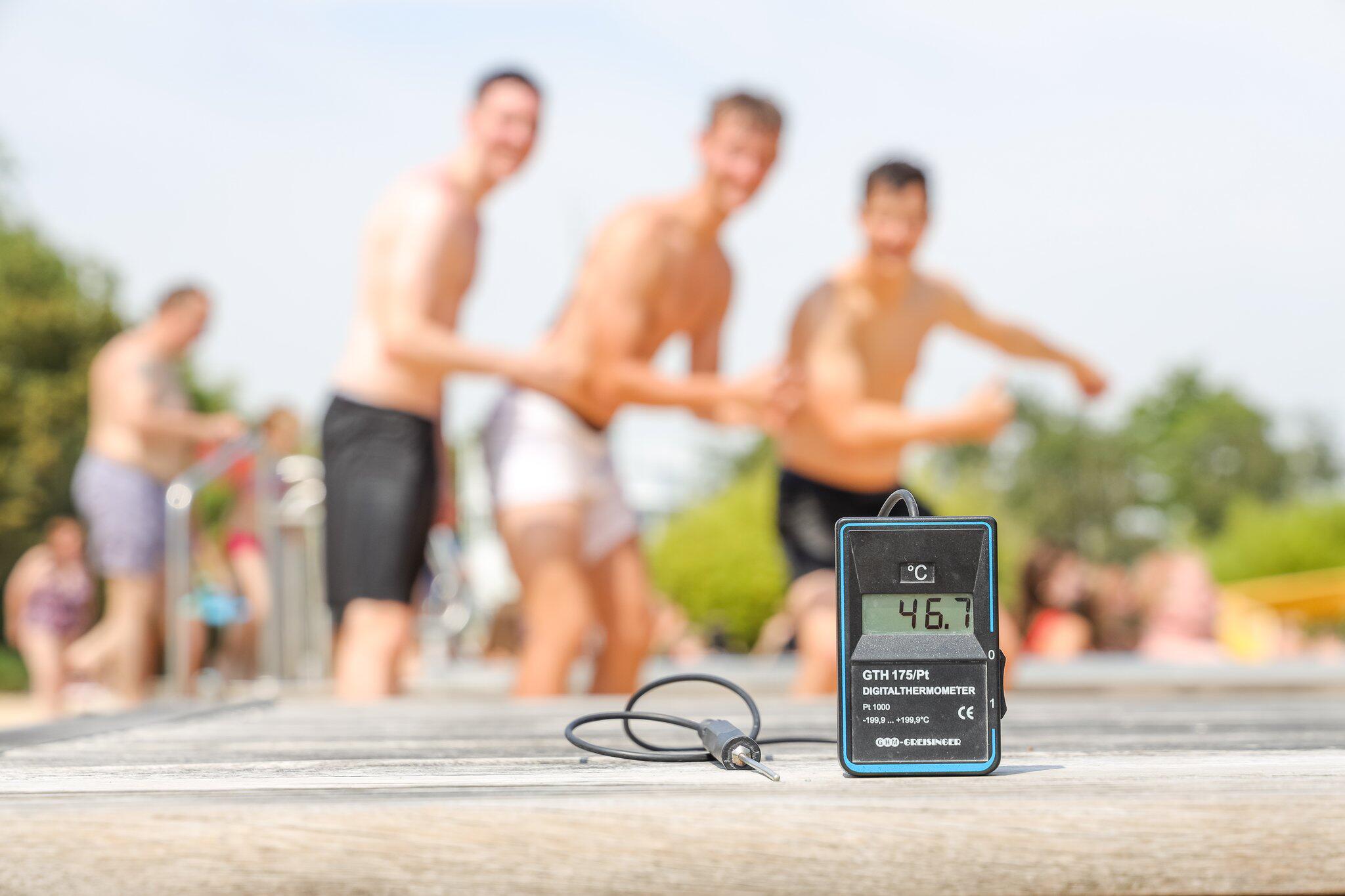 Bild zu Summer heat - Lingen