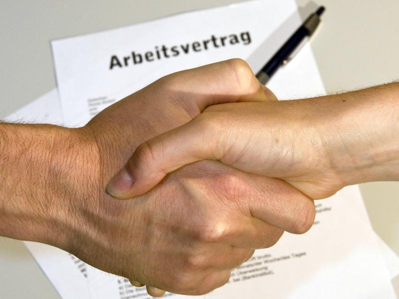 Bild zu Arbeitsvertrag mit Befristung