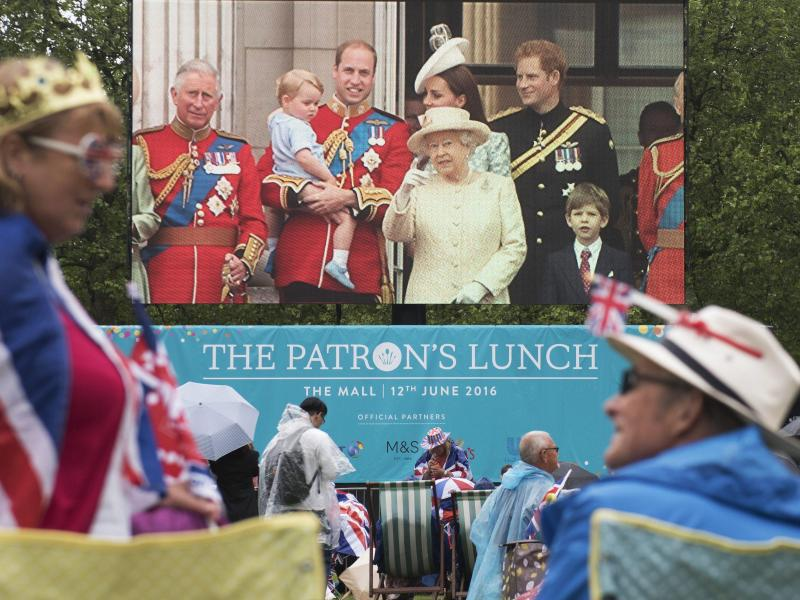 Bild zu Queen-Geburtstag