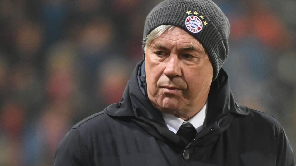 FC Bayern, Carlo Ancelotti