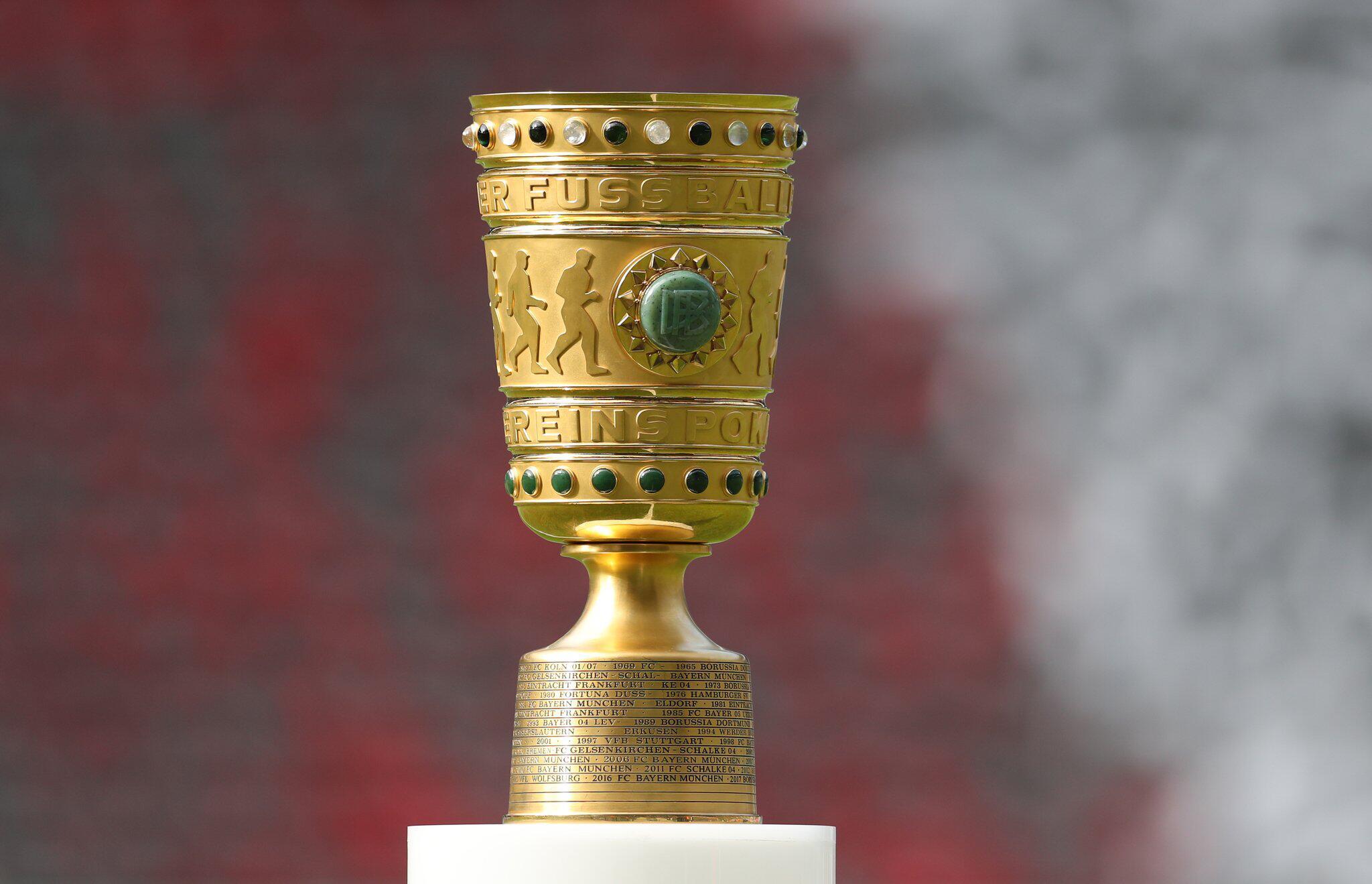 Bild zu Erste Runde im DFB-Pokal wird ausgelost