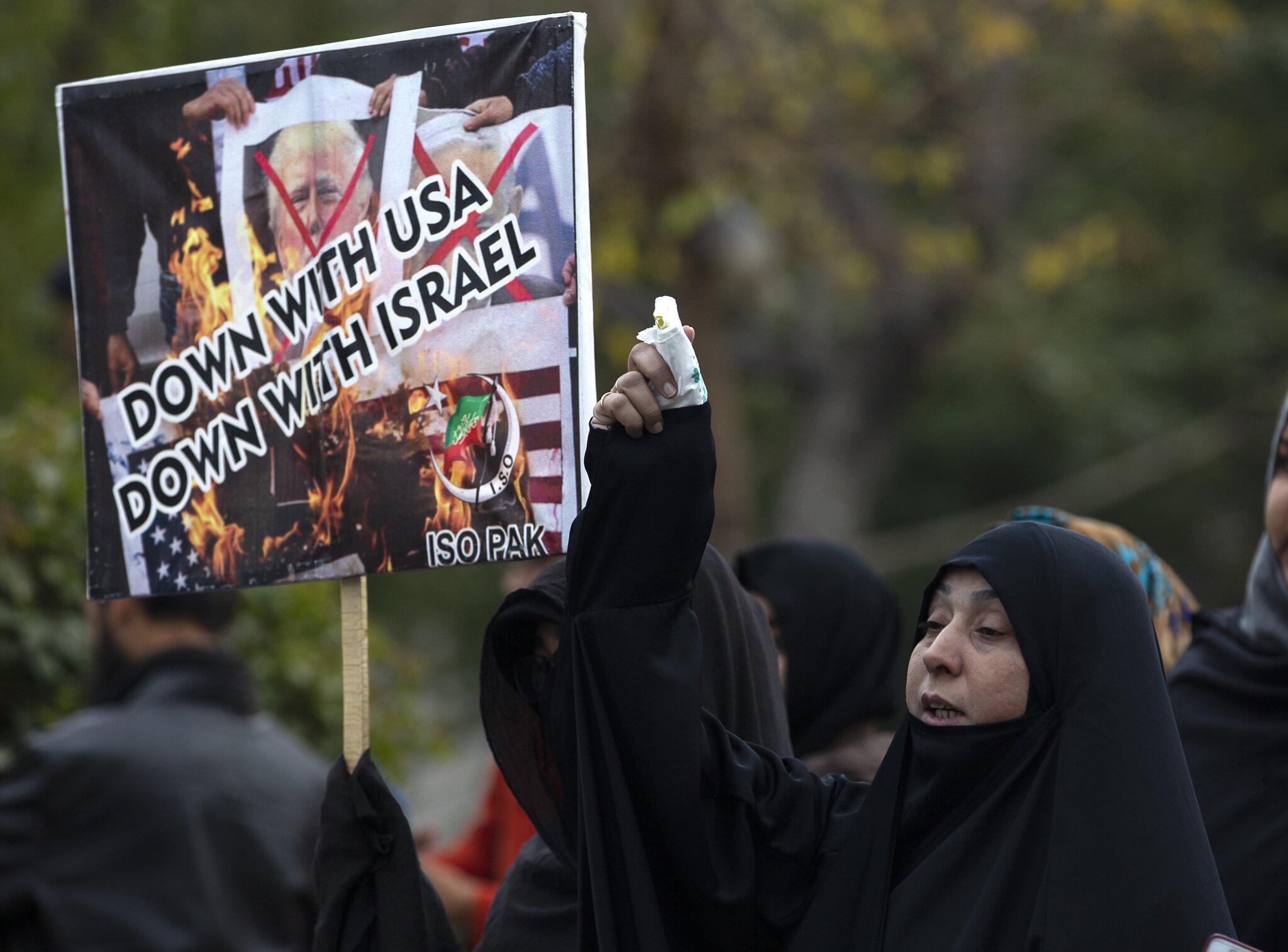 Bild zu Konflikt Iran-USA - Proteste in Pakistan
