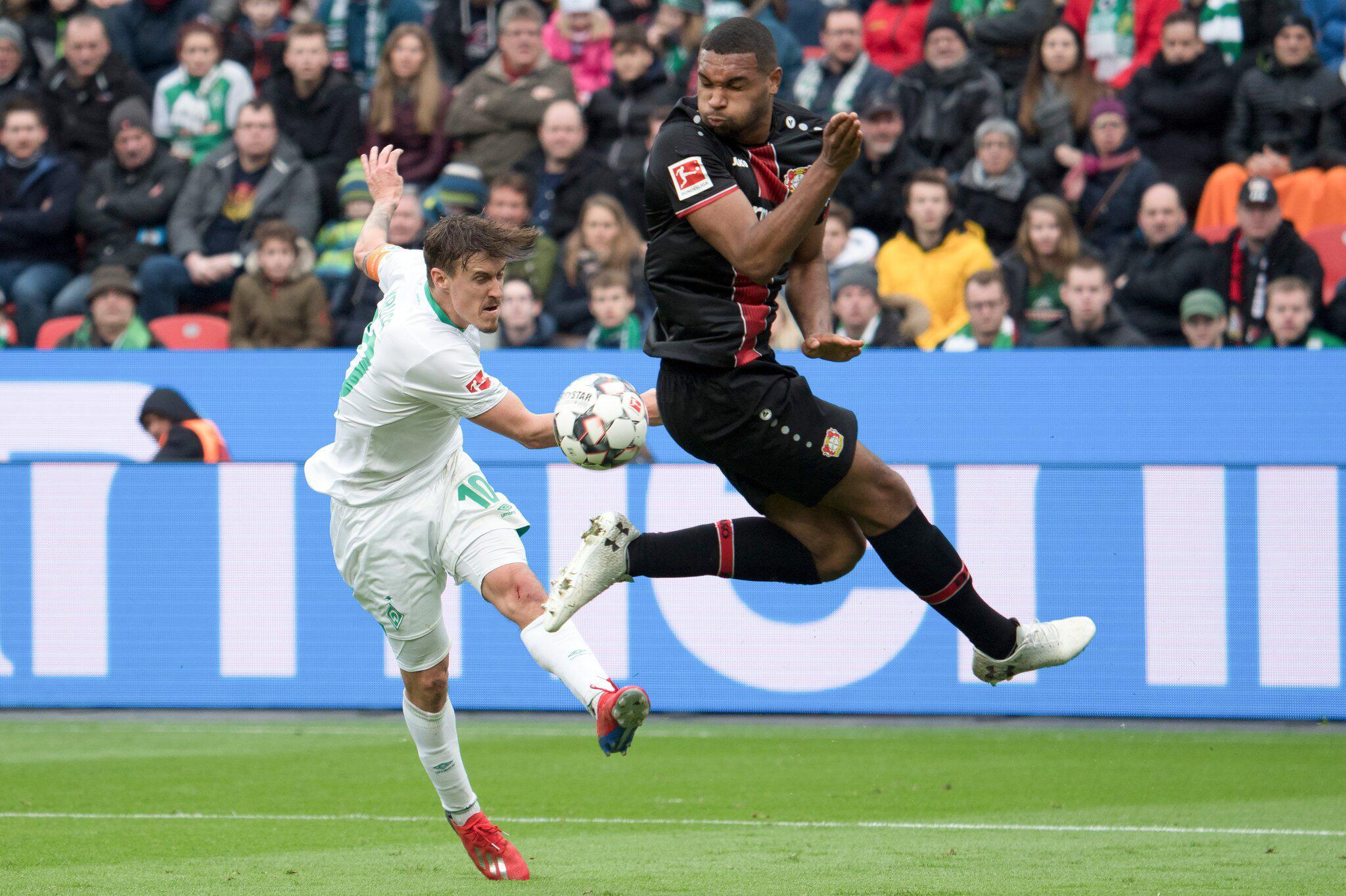 Bild zu Bayer Leverkusen - SV Werder Bremen