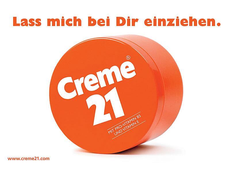 Bild zu Creme 21