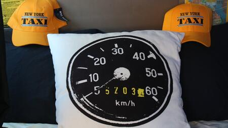 "Gelbe Mütze /""Taxi Driver/"""