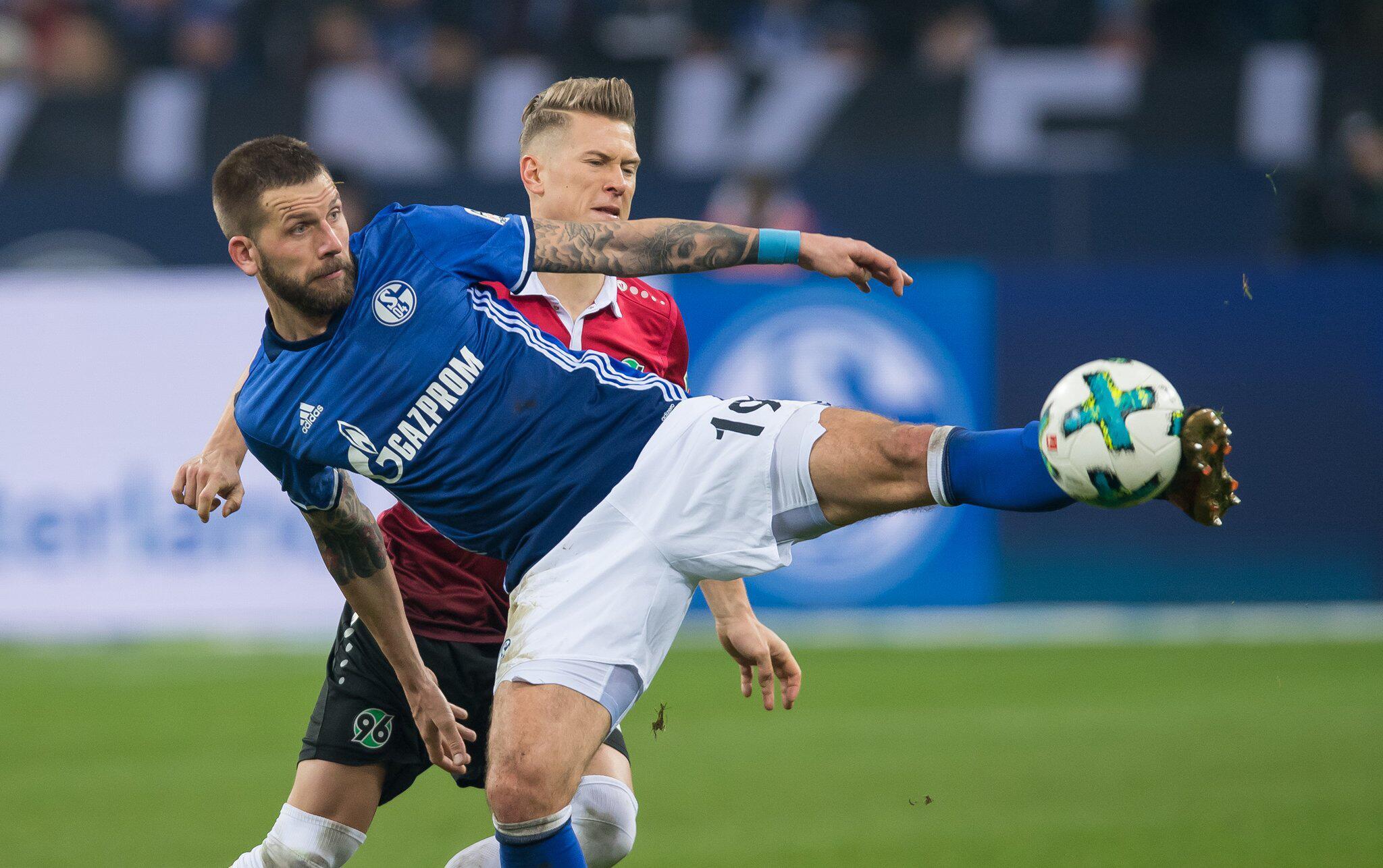 Bild zu Germany Bundesliga - FC Schalke 04 vs Hannover 96
