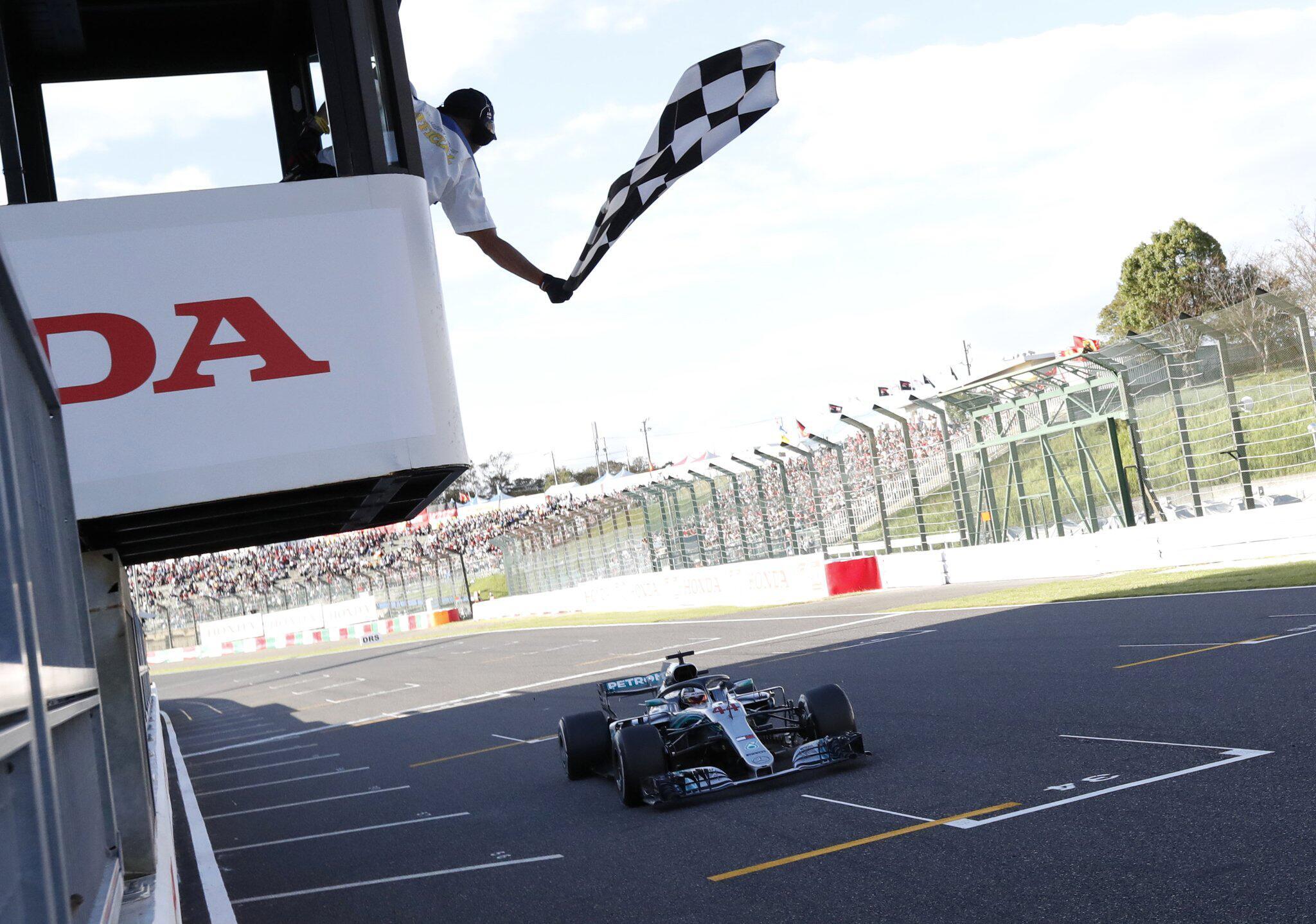 Bild zu Formel 1 - Grosser Preis von Japan
