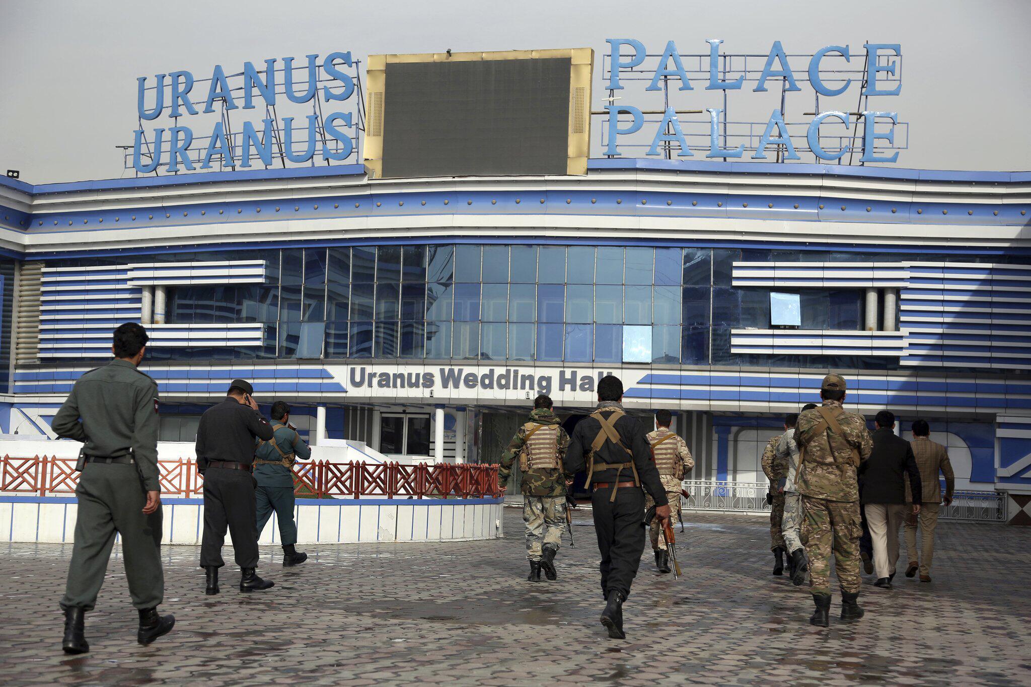 Bild zu Mindestens 50 Tote nach Selbstmordanschlag in Kabul