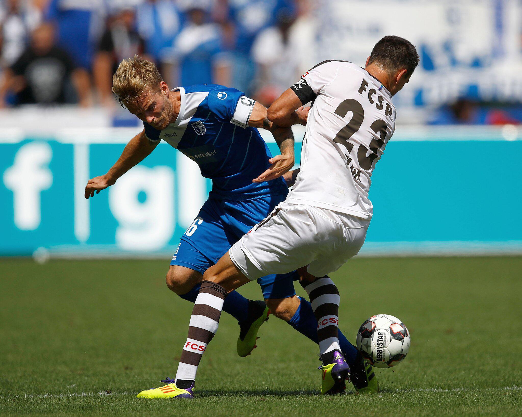 Bild zu 1. FC Magdeburg - FC St. Pauli