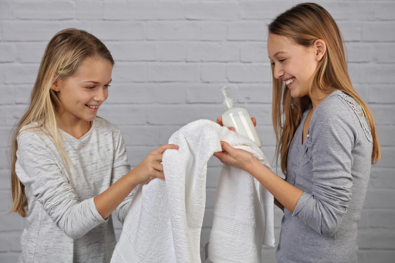 Bild zu Hände waschen, Tipps, Spass