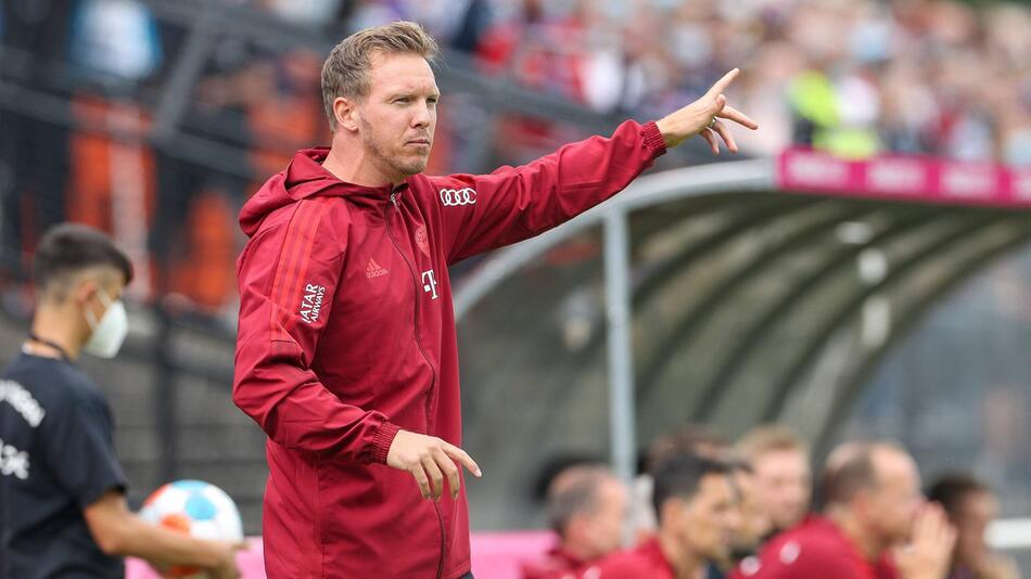 Fussball, FC Bayern München, Julian Nagelsmann