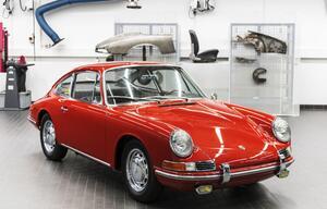 Als der 911 noch 901 hiess: Porsche Museum zeigt erstmals den ältesten Elfer