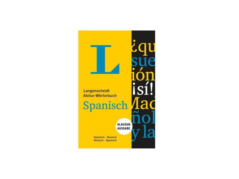 Bild zu Abitur-Wörterbuch Spanisch