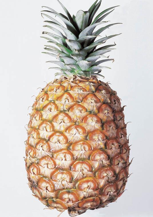 Bild zu Ananas