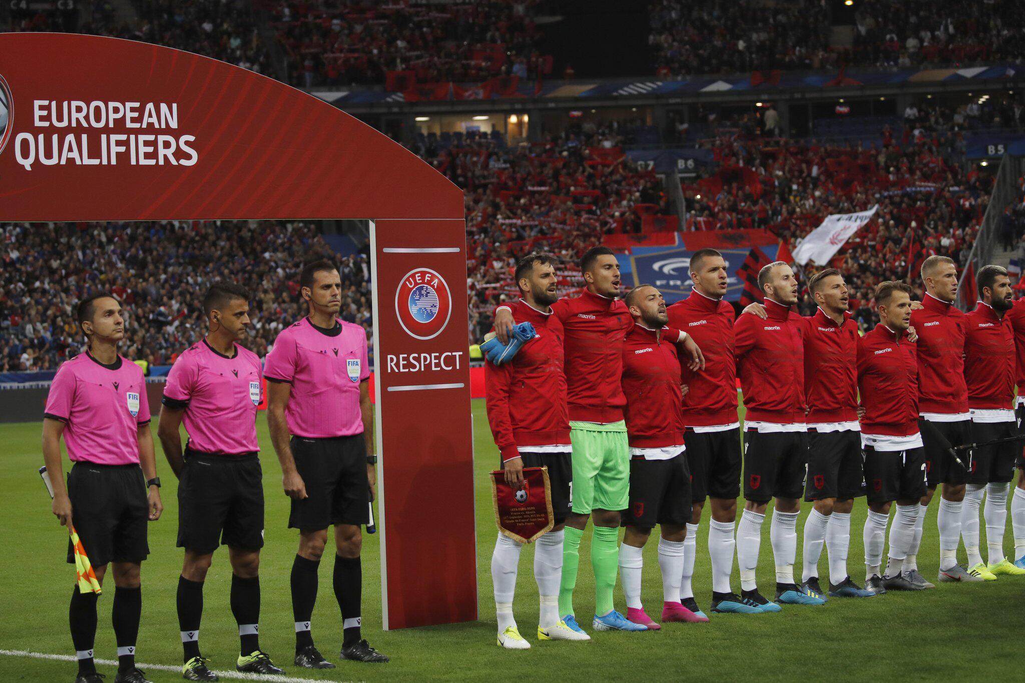 Bild zu Frankreich - Albanien