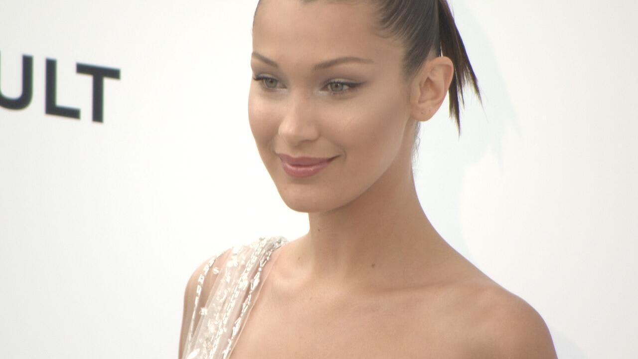 Bild zu Neuer OP-Trend: Alle wollen einen Bauchnabel wie Bella Hadid!