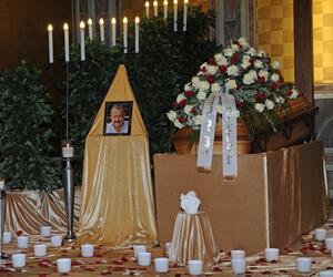 Trauerfeier für verstorbenen Schauspieler Hannesschläger