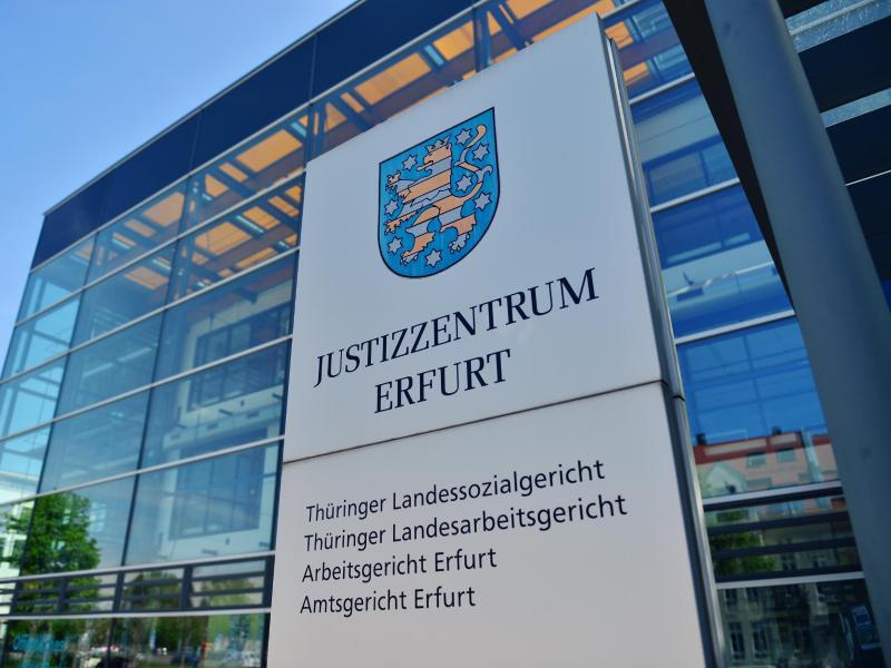Bild zu Justizzentrum Erfurt