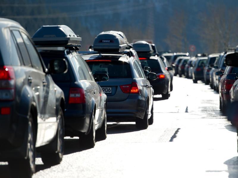 Bild zu Verkehr auf der A9