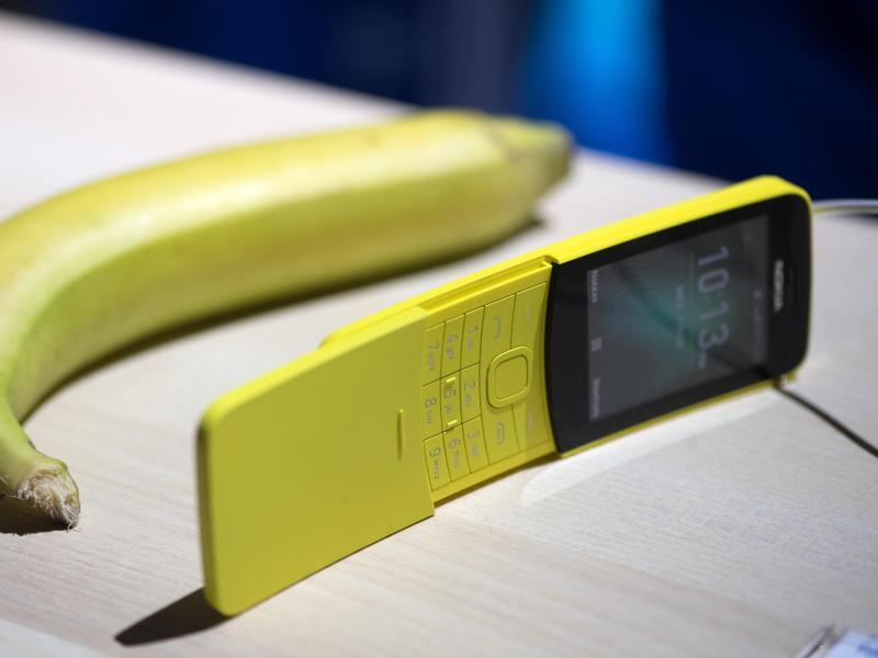 Bild zu Technisch modernisiertes Nokia 8110