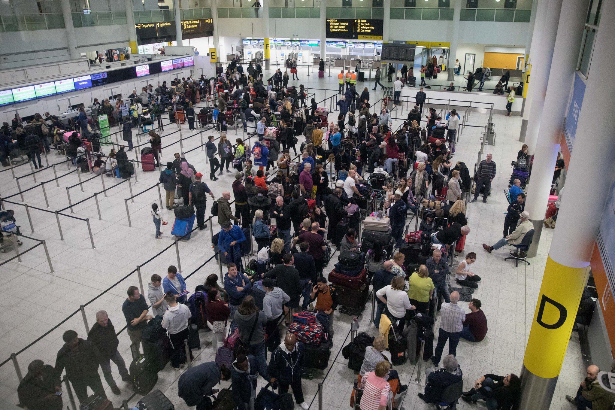 Bild zu London Flughafen Gatwick
