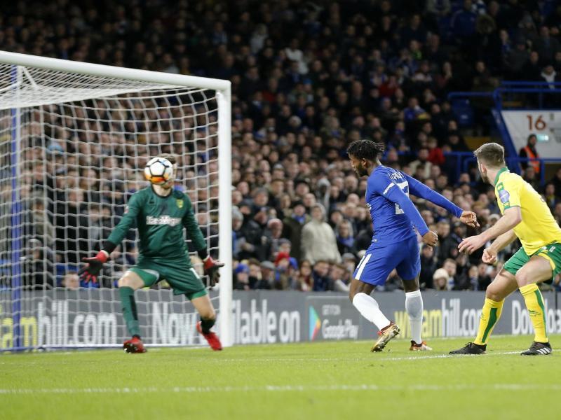 Bild zu FC Chelsea - Norwich City