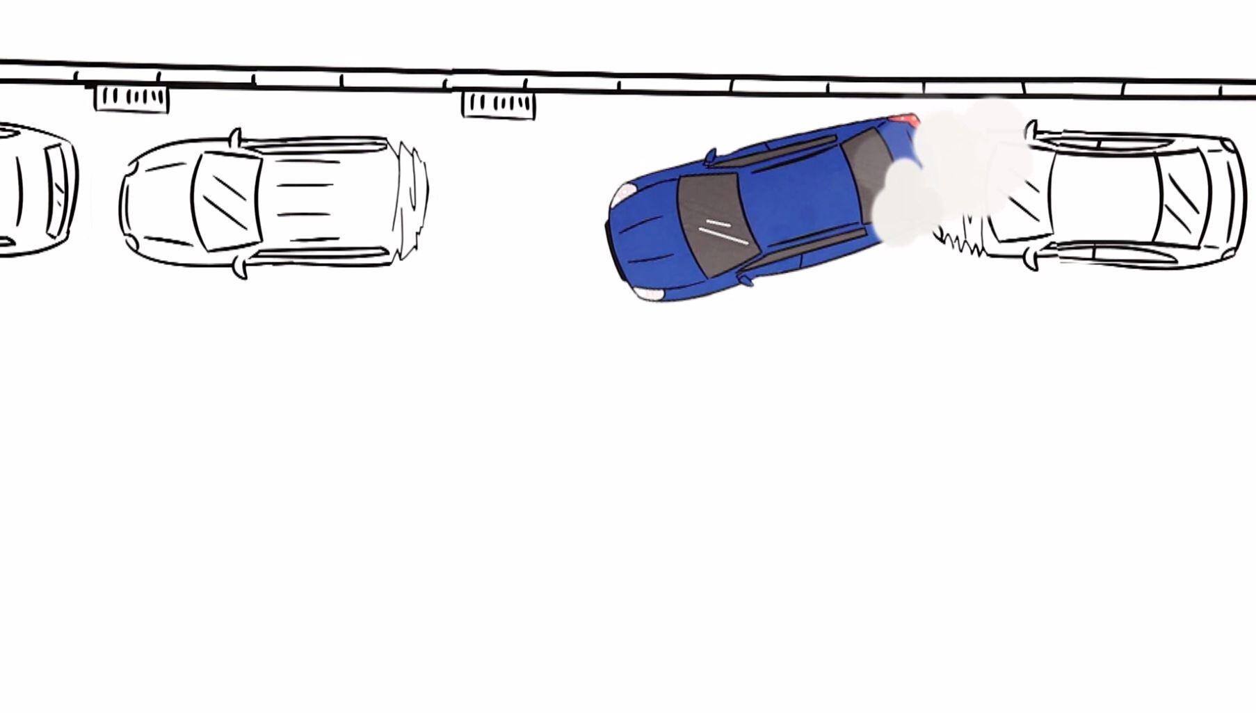 Bild zu Richtig einparken