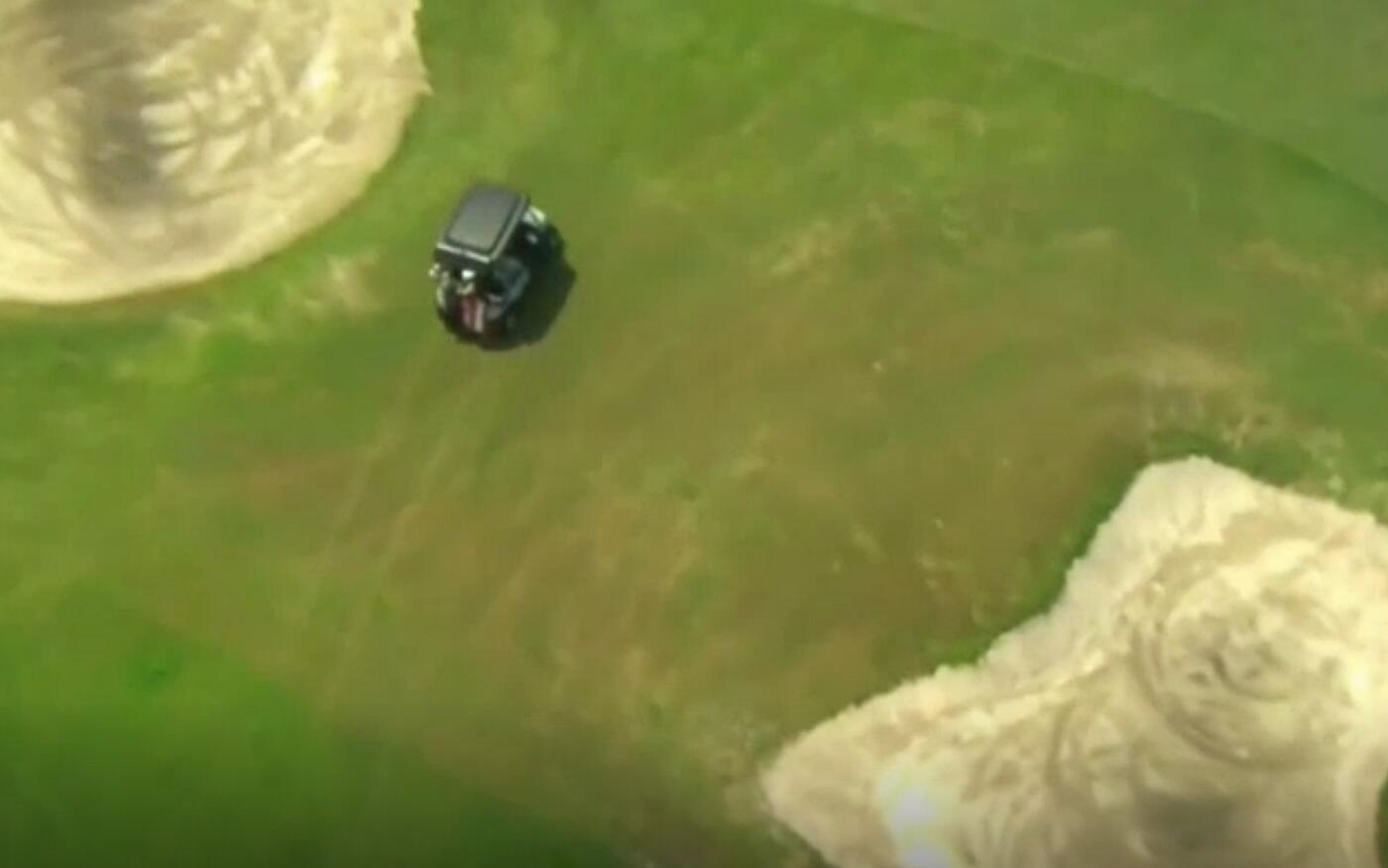 Bild zu Golfcart
