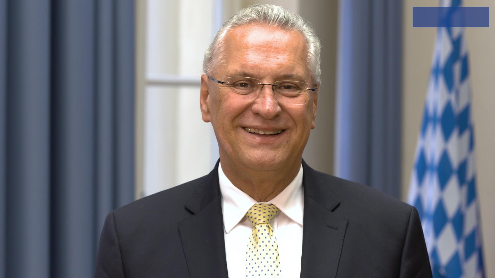 Bild zu Bundestagswahl, Joachim Herrmann, CSU, Bundeskanzler
